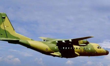 Ilustrasi - Pesawat CN-235 buatan PT Dirgantara Indonesia atau dulu dikenal dengan nama IPTN - (Dok. indonesian-aerospace).