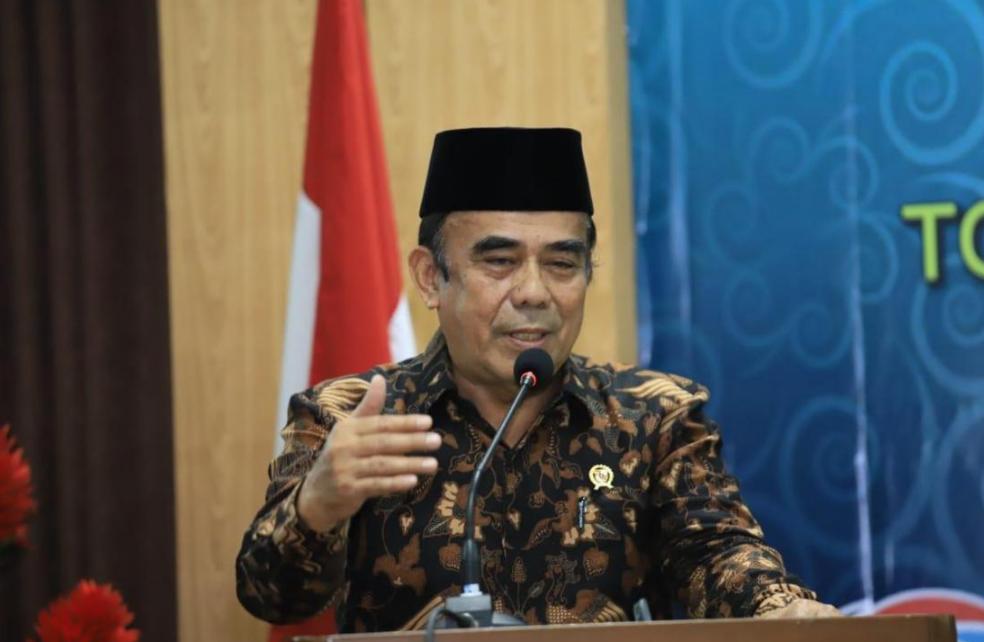 Menteri Agama Fachrul Razi. | Headline.co.id