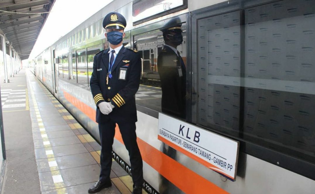PT Kereta Api Indonesia (Persero) memperpanjang operasional Kereta Api Luar Biasa (KLB). (Foto: @Keretaapikita)