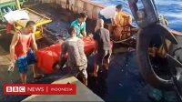 Pemerintah Indonesia tengah melakukan penyelidikan mendalam terkait ABK Indonesia yang dilarung ke laut. (BBC Indonesia)