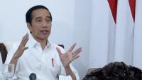 Presiden Joko Widodo membahas terkait antisipasi sektor pariwisata setelah pandemi