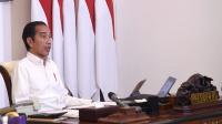 Presiden Jokowi menyampaikan agar meningkatkan kecepatan dan kapasitas pengujian sampel Covid-19