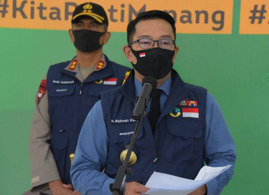 Ridwan Kamil Gubernur Jawa Barat. (Dok Humas Jabar)