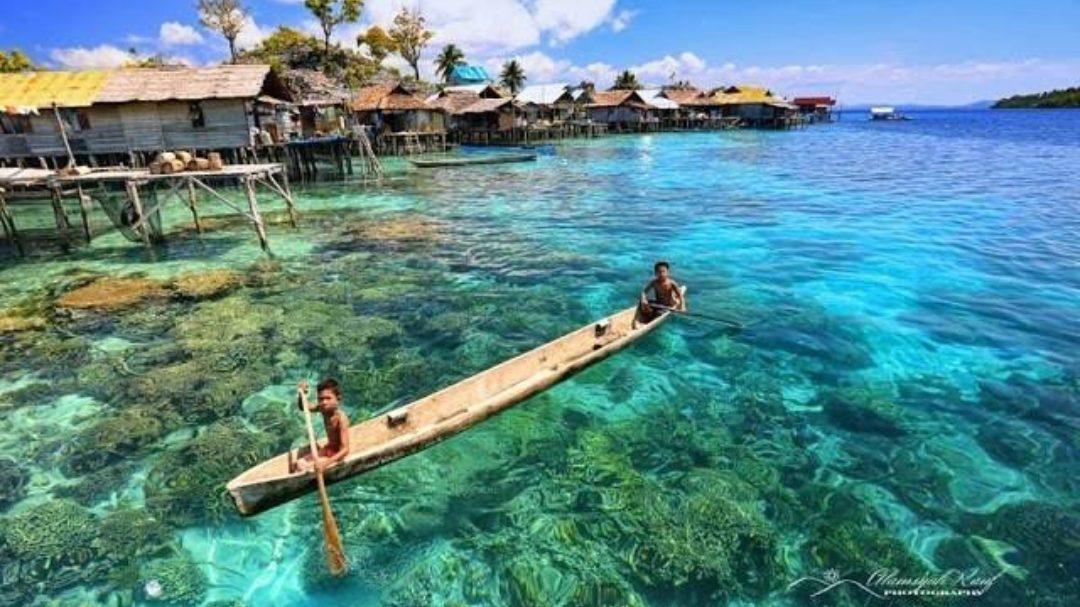 Salahsatu keindahan laut di Kabuapaten Buol, Sulteng. (Foto: TempatwisataIndonesia.com)