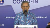 Achmad Yurianto Menyampaikan Update Kasus Corona 6 Juni
