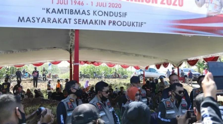Bakti Sosial Polda Jawa Tengah