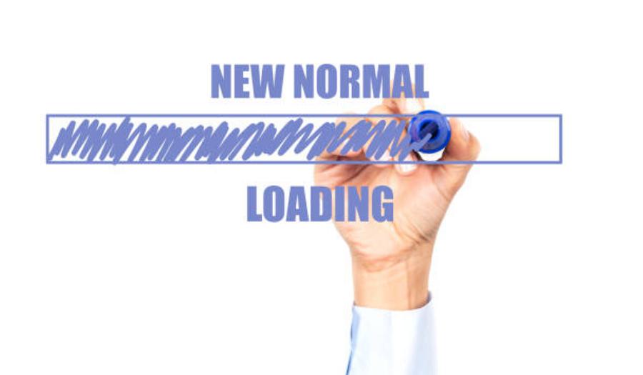 Ilustrasi New Normal