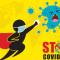 Ilustrasi Stop Covid-19 Indonesia