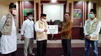 Penyaluran Zakat ASN Banten