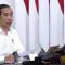 Presiden Joko Widodo memimpin rapat terbatas yang membahas Penetapan Program Pemulihan Ekonomi Nasional dan Perubahan Postur APBN Tahun 2020
