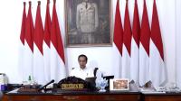 Presiden Jokowi menyampaikan bahwa Indonesia harus dapat mengantisipasi perubahan-perubahan besar yang terjadi
