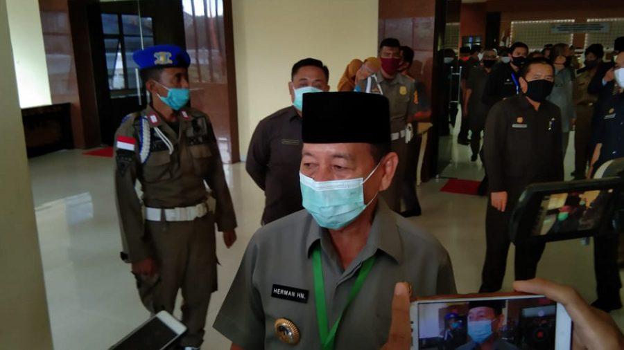 Herman HN Bolehkan Masyarakat Lampung Gelar Resepsi Pernikahan