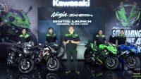 Kawasaki meluncurkan seri terbaru