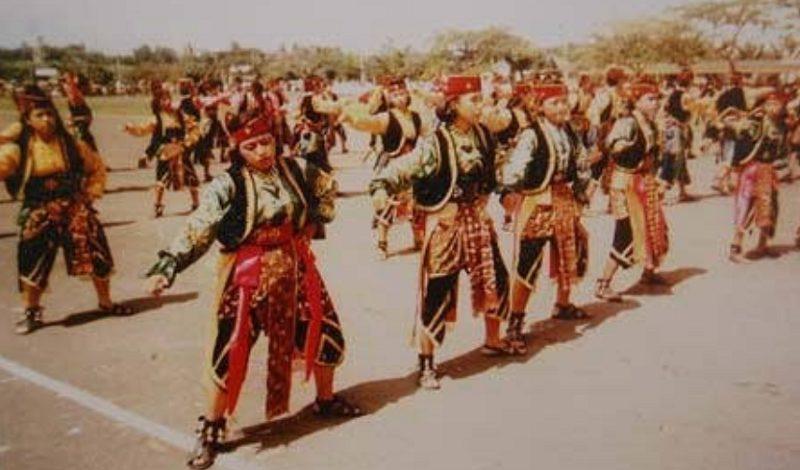 Mengenal Sejarah Tari Glipang Jawa Timur