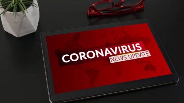 Penambahan Kasus Virus Corona Hari ini