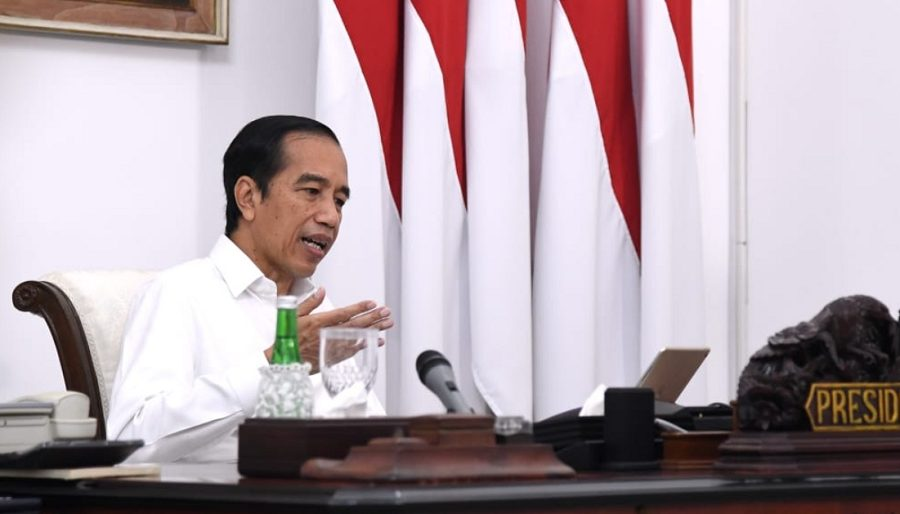 Presiden Sampaikan Agar Cepat Serap Stimulus Penanganan Covid-19