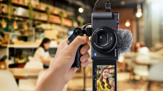 Sony Luncurkan Kamera Vlogger ZV-1 di Indonesia