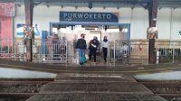 Stasiun Purwokerto operasionalkan Kereta Mutiara Selatan