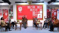 Konferensi Pers Menyambut HUT ke-75 Kemerdekaan RI