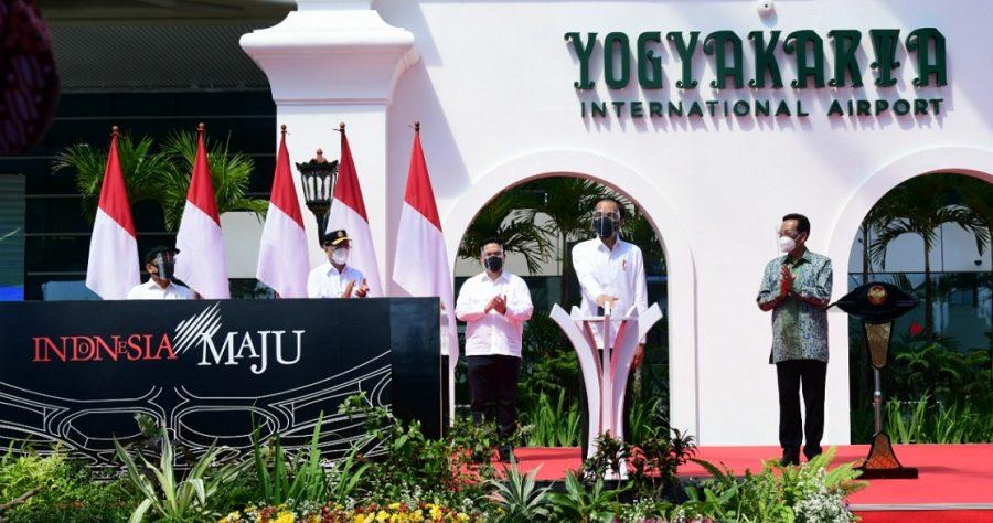 Pesawat berbadan lebar bisa mendarat di Bandara Internasional Yogyakarta