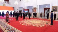 Presiden Jokowi Lantik 20 Duta Besar
