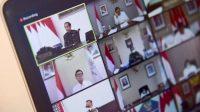 Presiden Jokowi sampaikan intruksi terkait pengobatan Covid-19