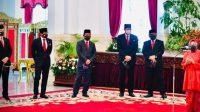 6 Anggota Baru Kabinet Indonesia Maju