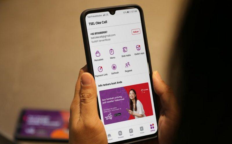 Dukung UMKM, Telkomsel dan Gojek integrasikan buka akses aplikasi GoBiz ke aplikasi DigiPOS Aja