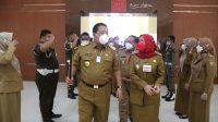 Gubernur Lampung Arinal Djunaidi saat Musrenbang RKPD Kota Bandar Lampung