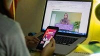 Ilustrasi program Ilmupedia Tryout Akbar UTBK 2021 dari Telkomsel dan Pahamify