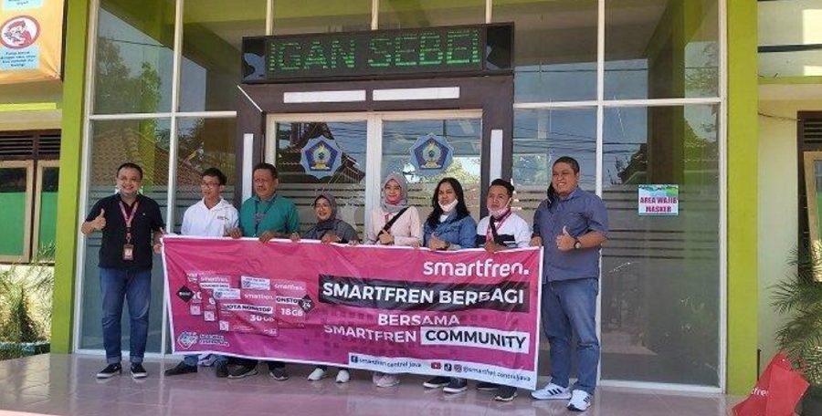 Smartfren turut serta menyukseskan penyaluran Bantuan Kuota Data Internet Tahun 2021 dari Kementerian Pendidikan dan Kebudayaan