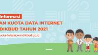 Syarat Mendapatkan Bantuan Kuota Internet Kemendikbud