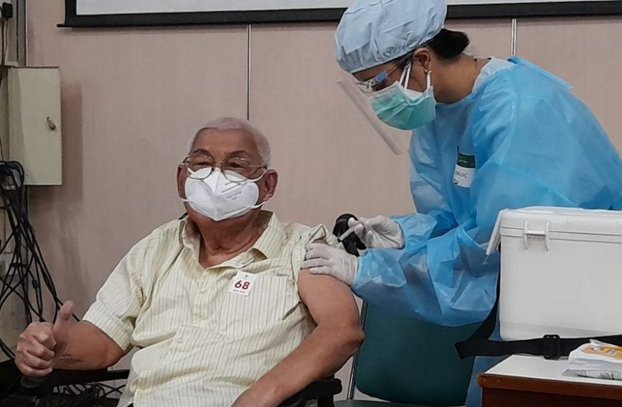 Vaksinasi Masal