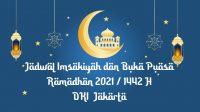 Jadwal Puasa Ramadhan 2021 Jakarta dan Sekitarnya