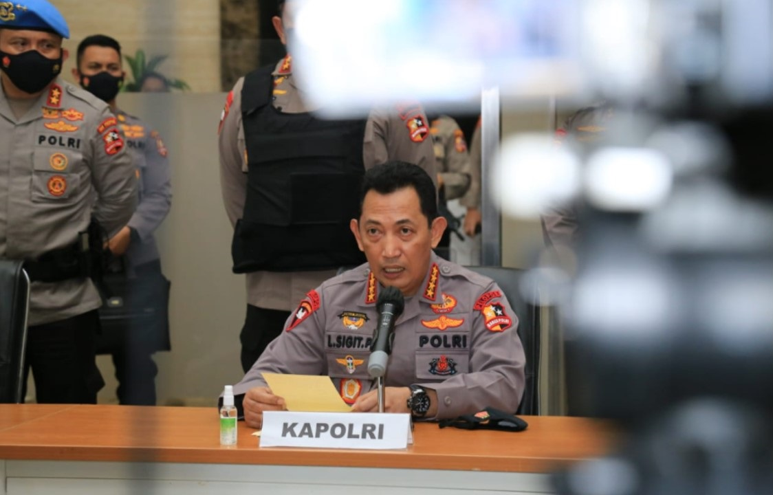 Kapolri Jenderal Polisi Listyo Sigit Prabowo Langsung Bergerak Cepat Mencabut Telegram Terkait Larangan Menyiarkan Tindakan Arogansi Aparat Kepolisian