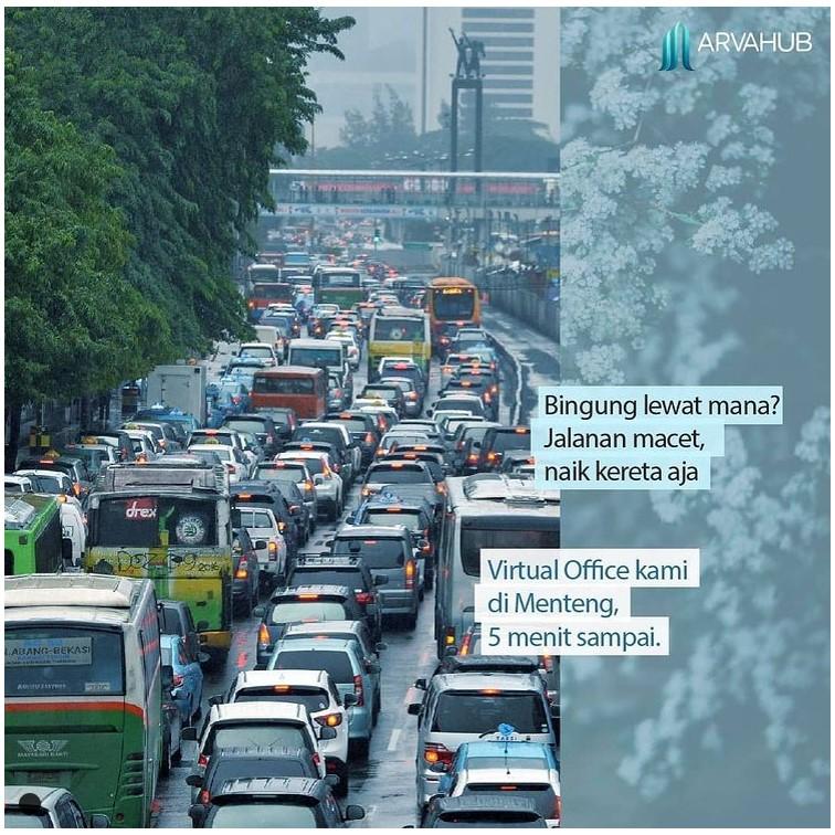 Lokasi Strategis Virtual Office di Jakarta Murah