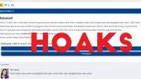 Penipuan Pendaftaran Listrik Gratis PLN