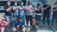 Polsek Abung Semuli berhasil tangkap pelaku pembobolan rumah kosong