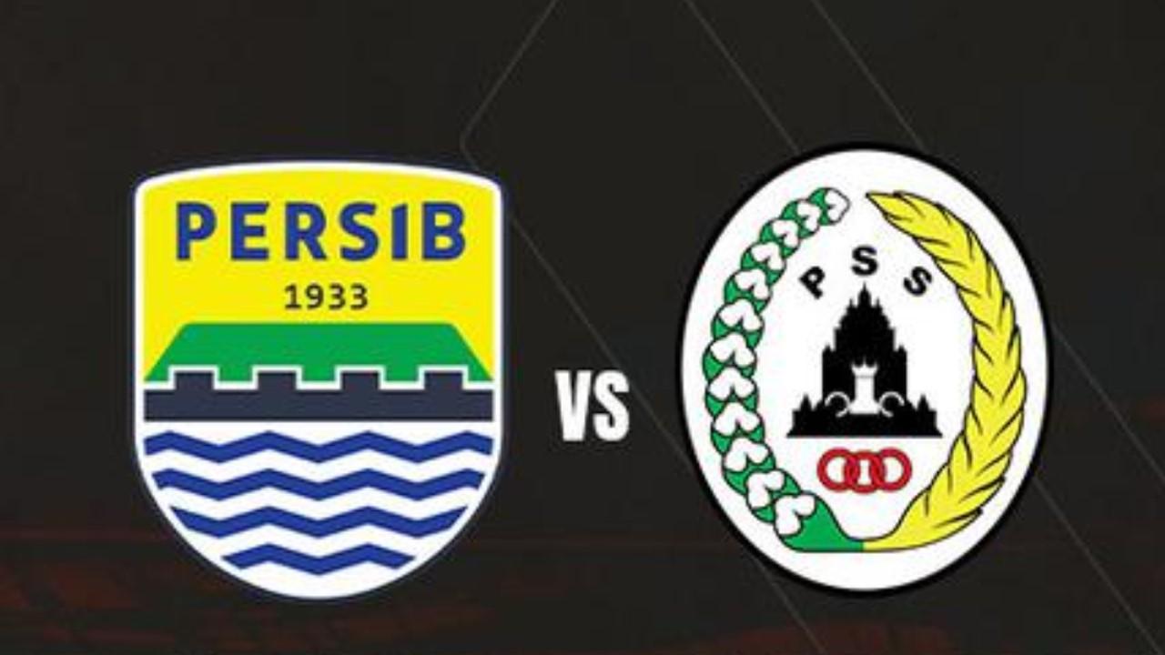 Skor Sementara Piala Menpora 2021 Persib Bandung dan PSS Sleman