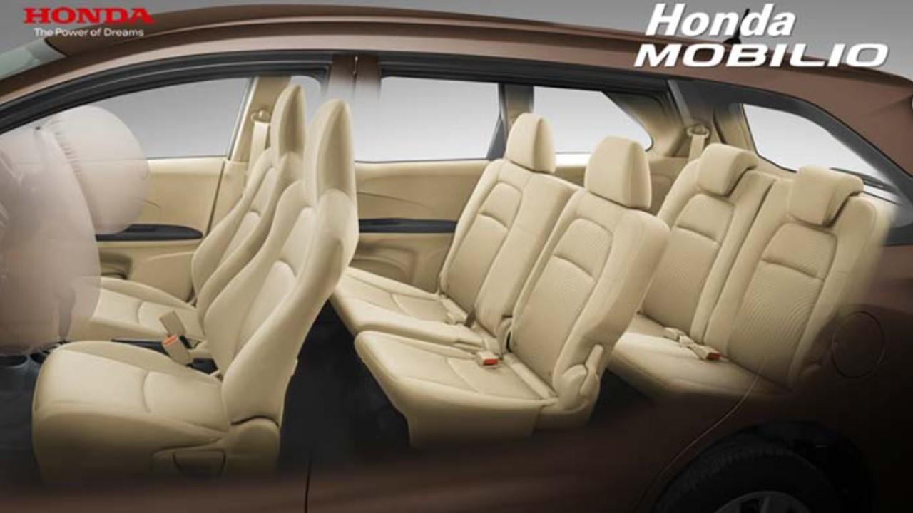 Apakah Honda mobilio kuat di tanjakan