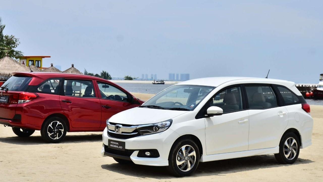 Harga Honda Mobilio Baru dan Bekas 2021