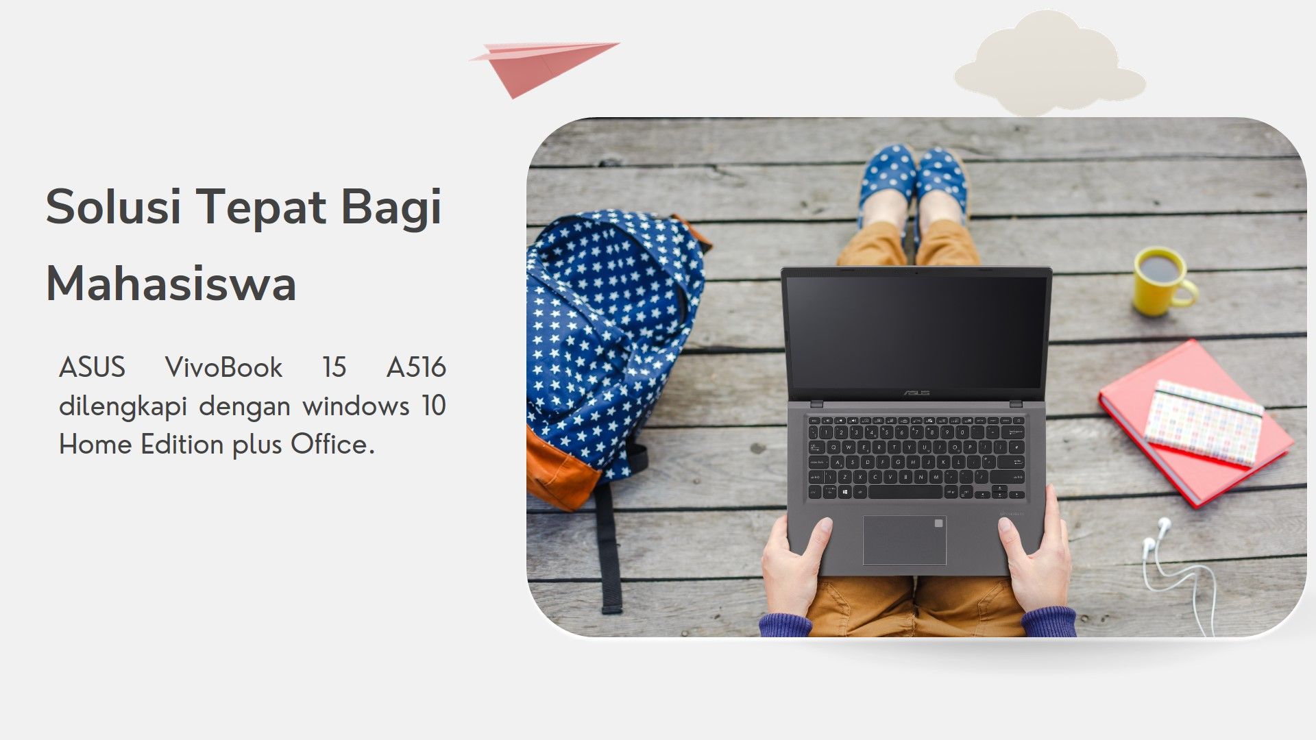 Kelebihan dan Kekurangan ASUS VivoBook 15 A516