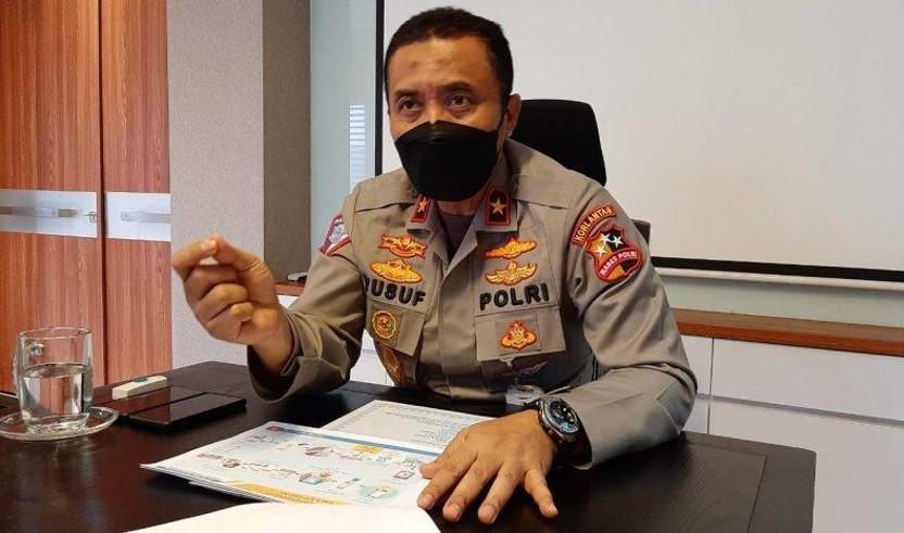Brigadir Jenderal Yusuf Direktur Registrasi dan Identifikasi Korps Lalu Lintas Mabes Polri