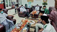 Fraksi PKB Tanggamus Silaturahmi ke Ketua Dewan Tanfidziyah DPC NU Kabupaten Tanggamus