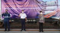 Pengiriman 4 ISO Tank Oksigen dari Tanjung Priok ke Surabaya