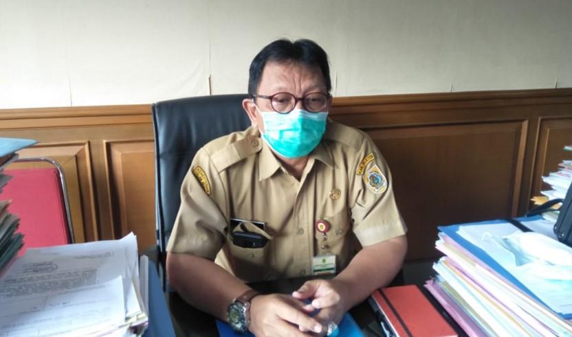 Tim Ahli Satgas COVID-19 Klaten Ronny Roekmito