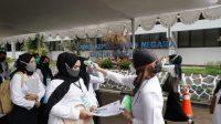 Penerapan Prokes Kementerian Kesehatan