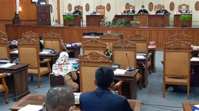 Ilustrasi Rapat Paripurna DPRD Kota Yogyakarta
