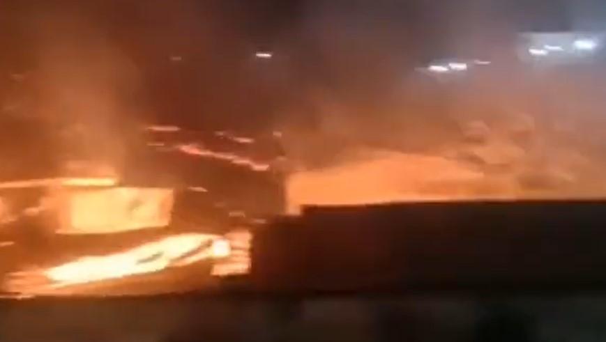 Penyebab Kebakaran Lapas Tangerang