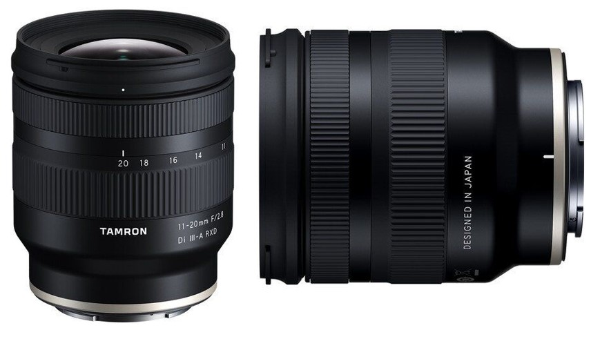 Review dan Harga Lensa Tamron 11-20mm F2.8 Di III-A RXD